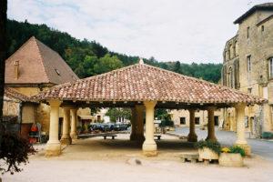 Halle de Cadouin