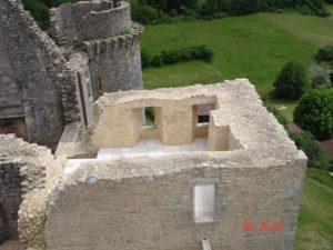 Restauration de la Tour Carrée