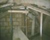 Restauration de la Tour Carrée  - Voute intérieure