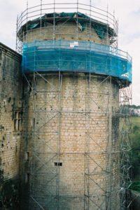 Restauration de la Tour Grosse