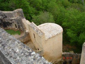 Restauration de la Tour du Pigeonnier